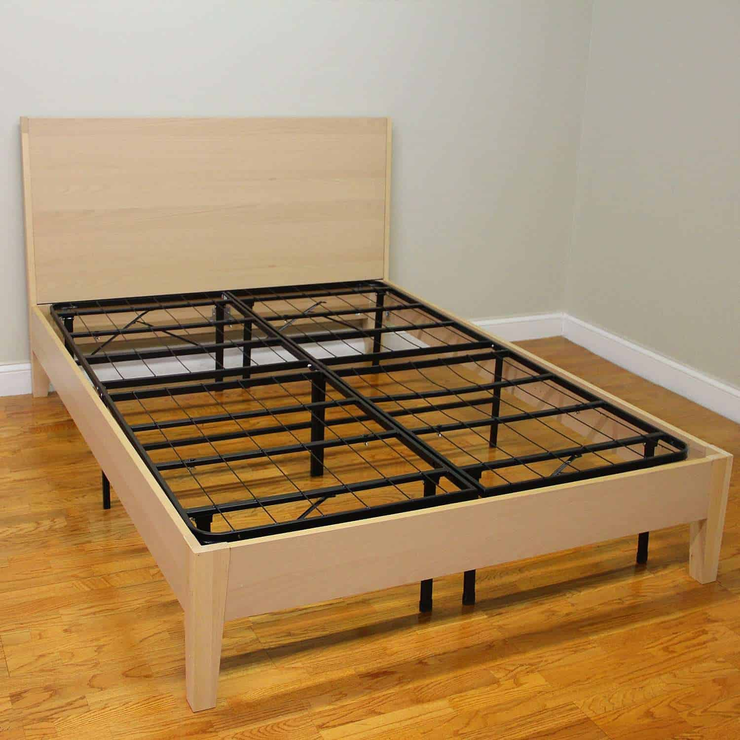Best bed frame and box spring reviews buying guide for How to cover a bed