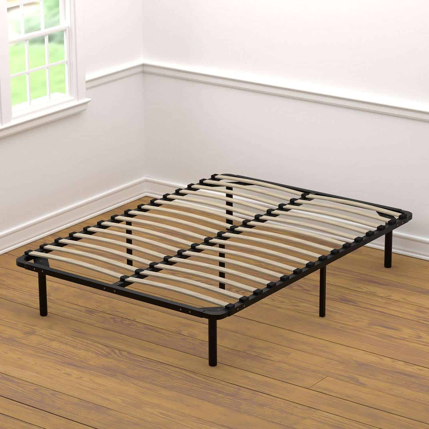Best bed frame and box spring reviews buying guide bed Full bed frames